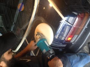Paint correction Sydney
